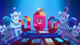 LEGO MOVIE 2 Queen Watevra Wa'Nabi [Not Evil]