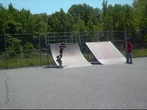 Cortland Skatepark Memorial Day Montage