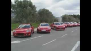 preview picture of video 'Hellenic RX-8 Club Chalkida 28/03/2010'