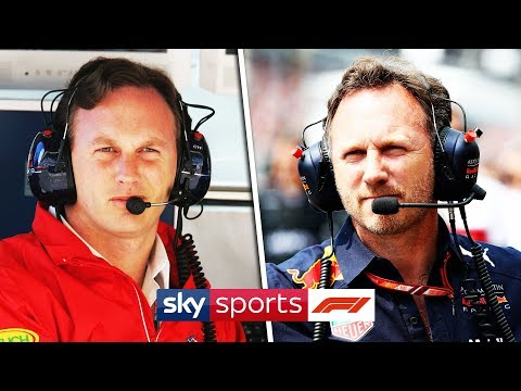 Image: WATCH: Horner's incredible F1 journey!