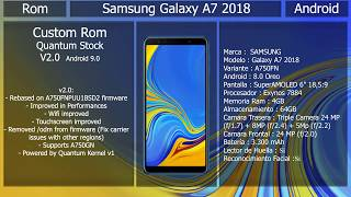 Full Firmware Galaxy a7 2018 SM-A750FN - Free video search site