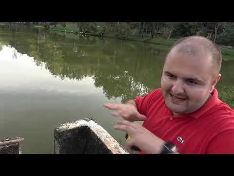 Denis Rocha Diretor de obras fala sobre a situação da represa do Calazan