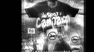 4-4 WATER - #NOSLEEPCAMPAIGN THE MIXTAPE - 10 GET UP IN IT FT. RAY LAVENDER
