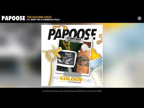"""Papoose – """"The Golden Child"""" feat. Remy Ma & Angelica Villa"""