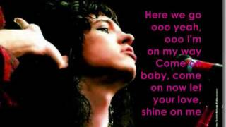 Coming Home - Cinderella Letra Lyrics