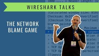 Sharkfest 2017 - Winning the Network Blame Game