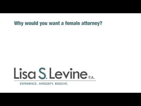 Why would you want a female personal injury attorney?