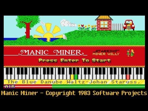 Manic Miner for ATARI ST