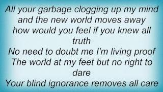 Threshold - Life's Too Good Lyrics