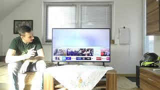 Test Samsung 43 Zoll UE43RU7179U UHD 4K TV Top oder Flop deutsch