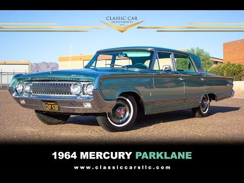 FOR SALE: 1964 Mercury Park Lane Breezeway Sedan - Beautifully Restored - Loaded - Rare!!!