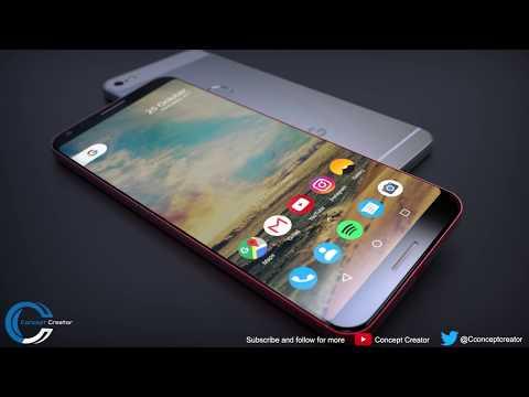 Concept di uno splendido Google Pixel XL 2 apparso in rete