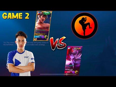 , title : '[GAME2] iNSECTiON VS RENEJAY ( CHOU GOD NG PINAS ) | MLBB