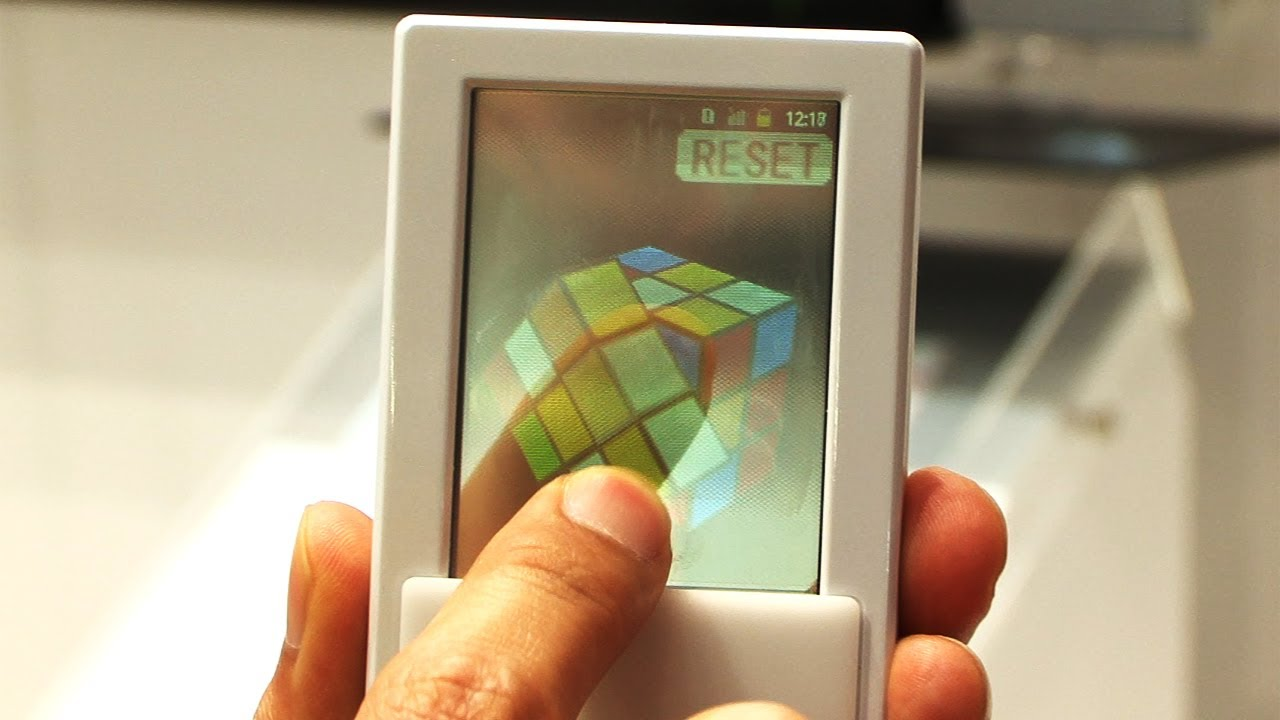 Double-Sided, Transparent Touchscreens Might Be The Future Of Gadgets After All