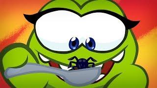 Om Nom Stories - FUNNY PRANKS | Cut The Rope | Funny Cartoons For Kids | Kids Videos