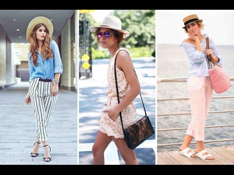 14 Ways to Wear a Summer Straw Hat