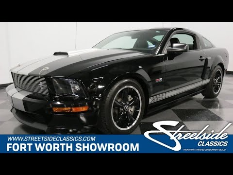 2007 Ford Mustang (CC-1307777) for sale in Ft Worth, Texas