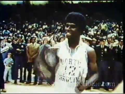 Video: 100 Years of Carolina Basketball