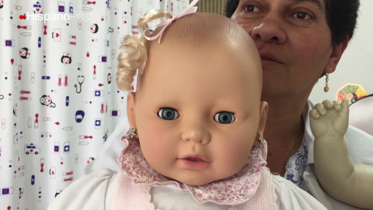 La clínica donde los pacientes son muñecos