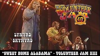 Heres another great Volunteer Jam moment the surviving members of Lynyrd Skynyrd