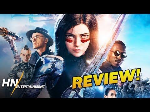 Alita Battle Angel Movie Review (Spoiler-free)