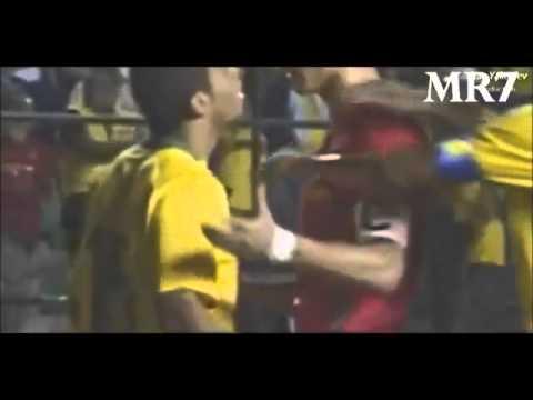 Cristiano Ronaldo   Best Fights  Boorishness!