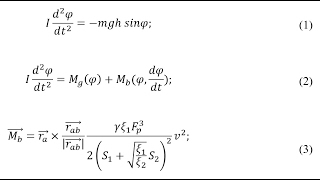 Automatic numbering of equations