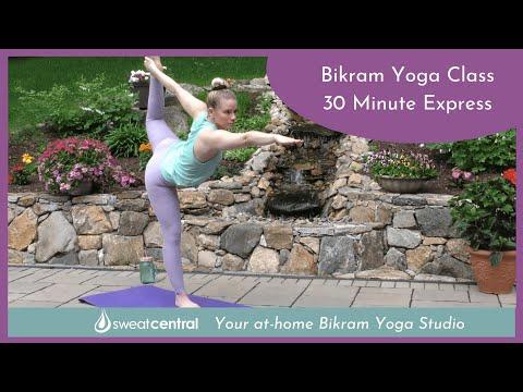 Bikram Yoga Class 30 Minutes. All 26 Bikram Yoga Postures