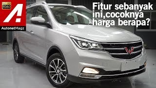 Wuling Cortez First Impression Review by AutonetMagz