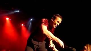 Fahrenheit - Joe McElderry in Concert - Cannock