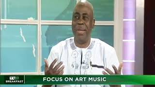 TVC Breakfast 18th January 2019   Focus on Art Music