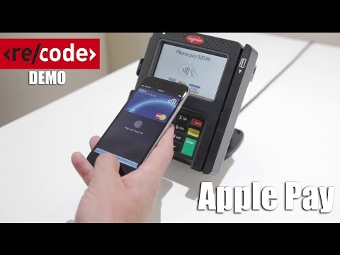 Watch Apple Pay In Action On The iPad Air 2