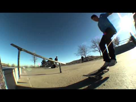 Ulysses Skatepark Session