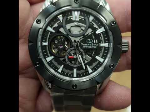 Мужские часы Orient RE-AV0A01B00B Star Avant-Garde Video #1