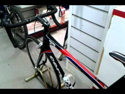 Bicicleta Profesional Cervélo S5 Team de Segunda Mano