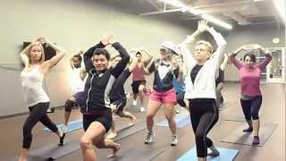 GOLD'S GYM OKC DOES THE HARLEM SHAKE