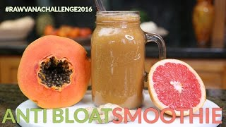 Smoothie To Reduce Bloating, Detox And Cleanse Your Colon