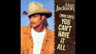 Alan Jackson Who says you can't have it all Tyros4 by Navydratoc 02 2015