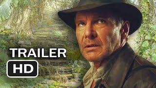 Indiana Jones 5 - The Curse of the Orange God (2019) Trailer Parody