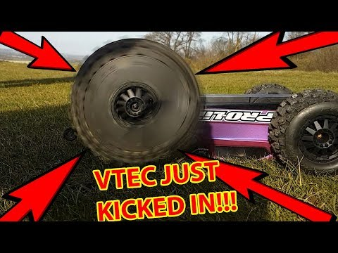 Silly Fast RC Cars - Traxxas Rustler & Slash 4x4 0n 6s 😱