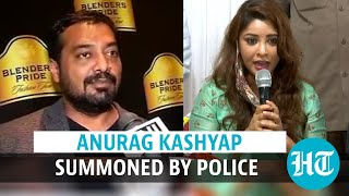 Anurag Kashyap summoned by Mumbai Police in alleged sexual assault case - Download this Video in MP3, M4A, WEBM, MP4, 3GP
