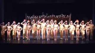"Highland Park Players ""A Chorus Line"" Finale/Bows: One"