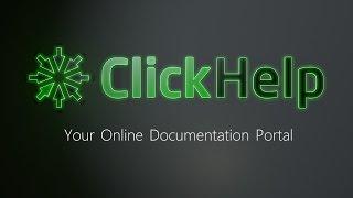 ClickHelp video