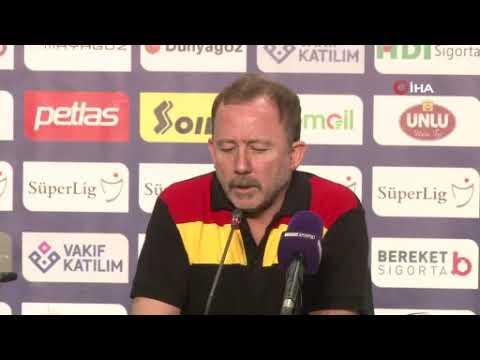 MKE Ankaragücü - Yeni Malatyaspor maçının ardından