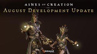 Latest Dev Update