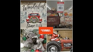 🎄🎅🤶 Hobby Lobby 40%Off Fall & More New CHRISTMAS Decor!! 👑🎄🎅🤶