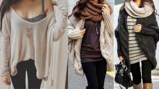 Outfits Oversize 2017!
