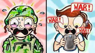How War Hijacks Your Brain