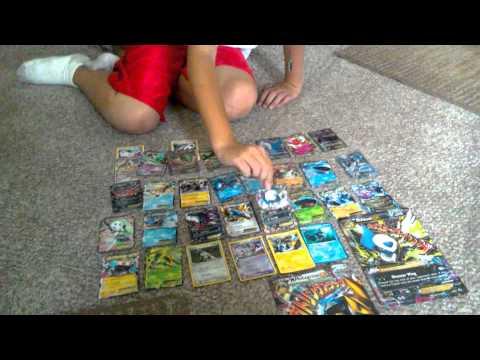 Special pokmon cards
