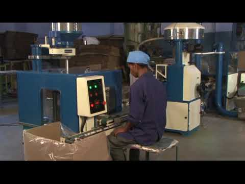 Sarswati Machine Tools pvt. Ltd. ( ROPP CAP MFGS. MACHINERY)